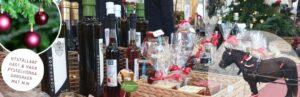Julmarknad på Jordhammar @ Jordhammars Herrgård